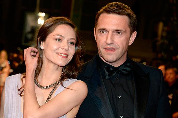 Владимир Вдовиченков и Елена Лядова свадьба фото