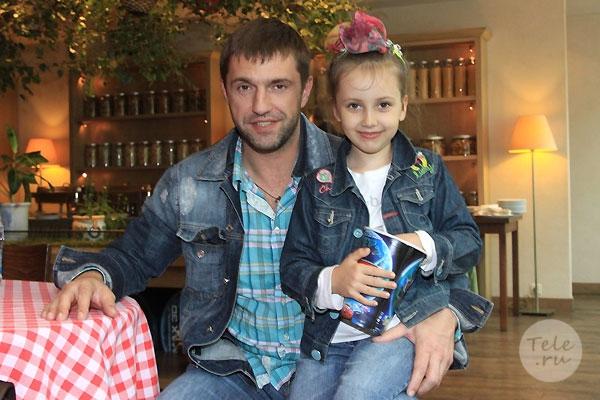 Владимир Вдовиченков с дочерью Вероникой Фото: East News